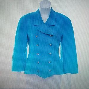 CHANEL - boucle jacket
